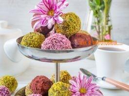 """Шоколадные шарики """"Брауни"""""""
