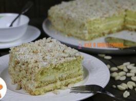 Торт «Подарочный» по ГОСТу